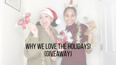 Why We Love The Holidays (Giveaway!)